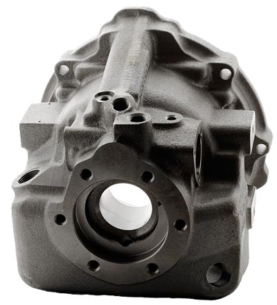 Machined casting - Transmission case