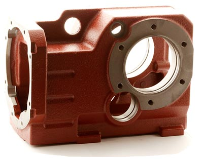 Machined Casting: Gearbox housings