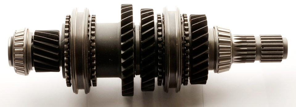 Gear Shaft Assembly Complex Gear Assembly For