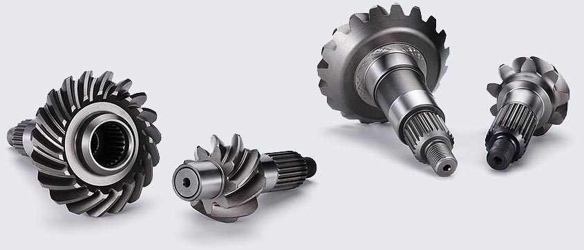 Gear shaft manufacturing