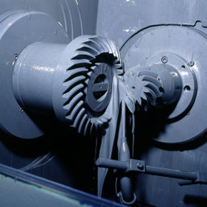 Gear lapping services
