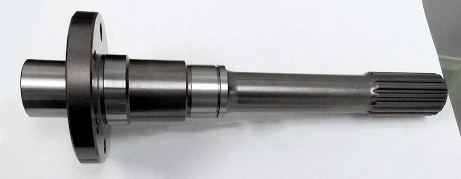 Bevel Gear Shaft