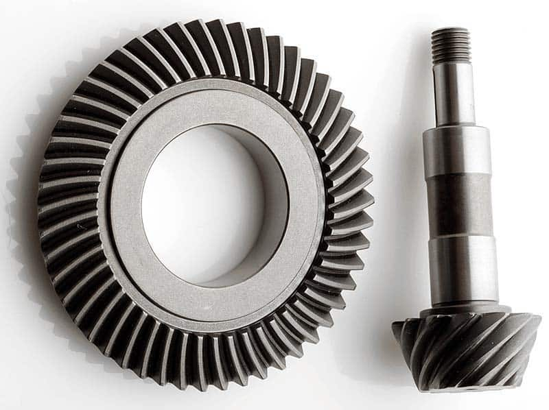 Ring & Pinion Gear manufacturing