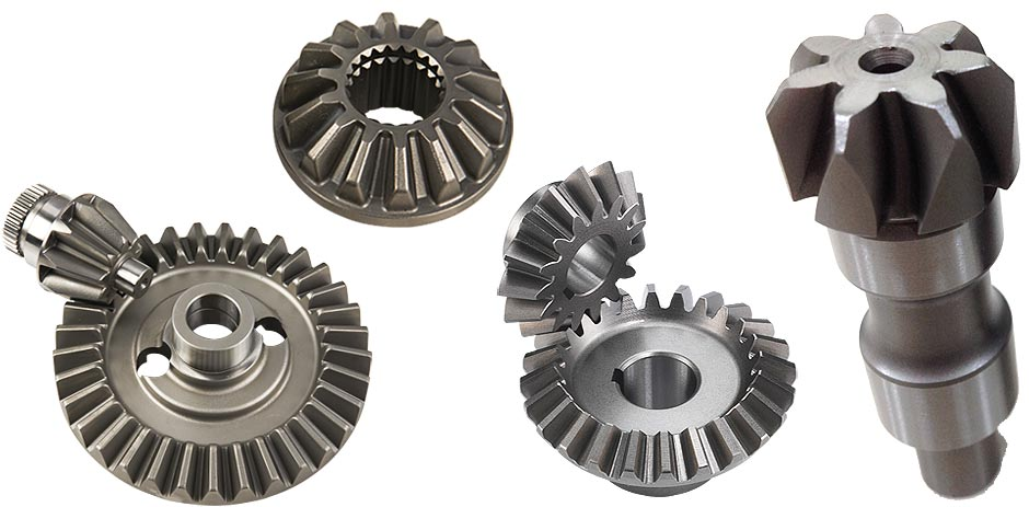 Straight bevel gear supplier