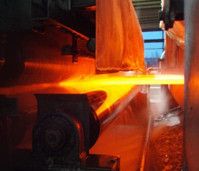 Heat treating of steel