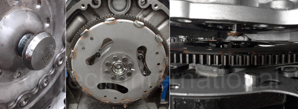 Torque Converter Pilot parts