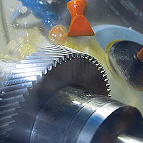 Gear grinding services