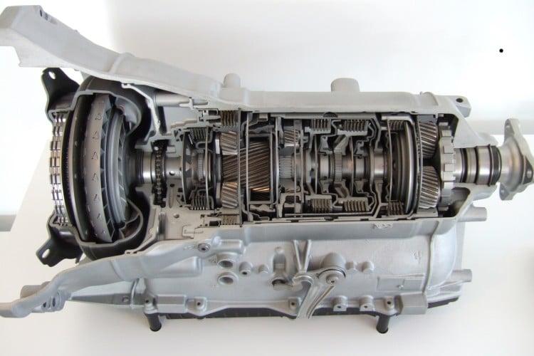 Stator in transmission