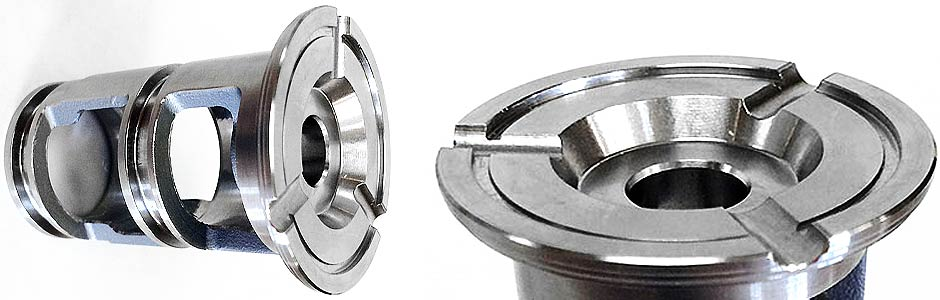 Stainless Steel Injector Housing