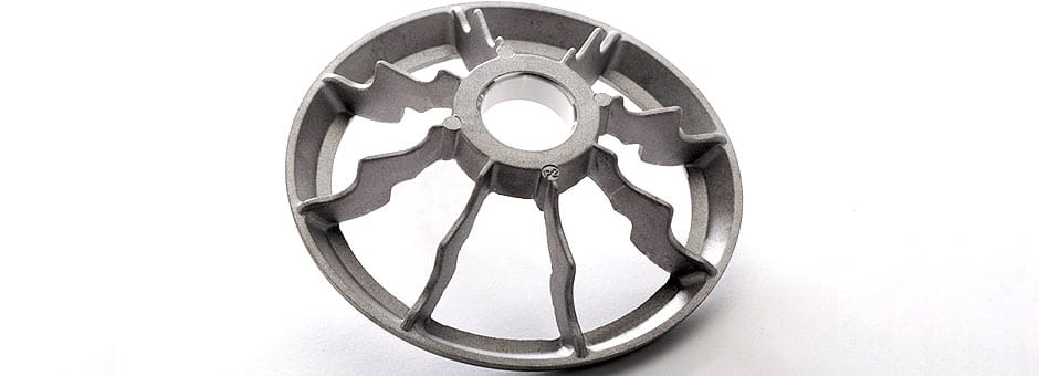 Aluminum Motor Fan