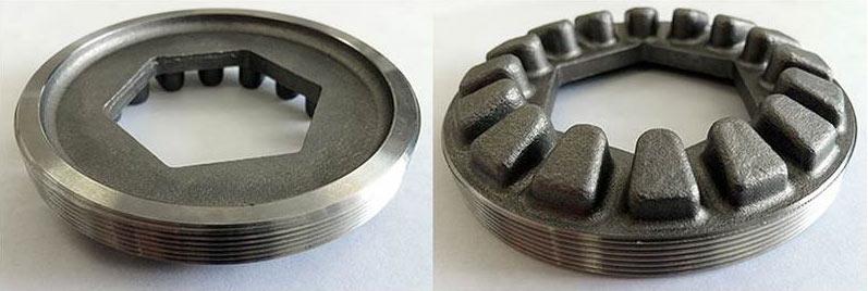 Forklift Lock Nut