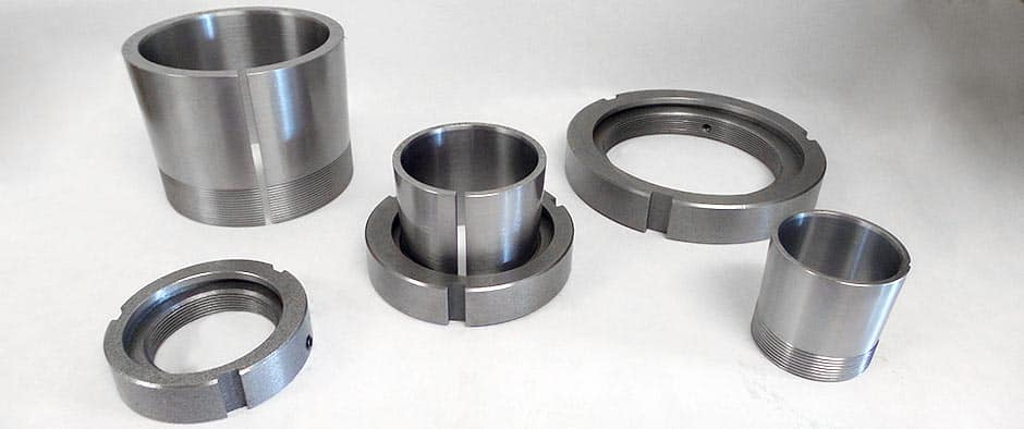 Iron casting manufacturer locking nut sleeve