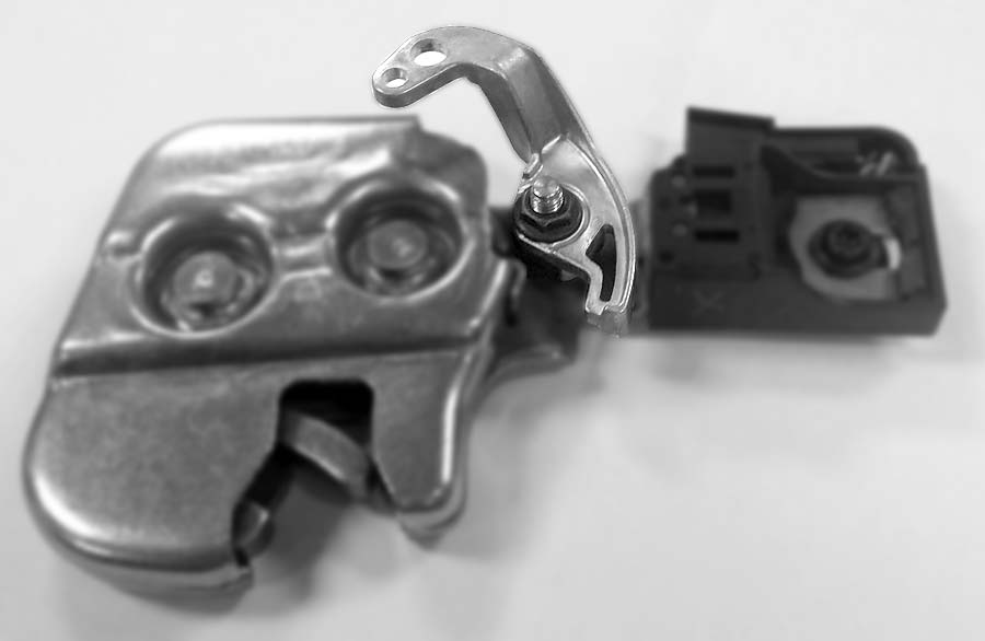 Audi Keiper latch