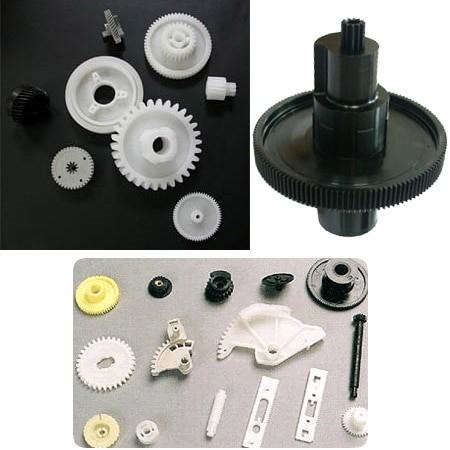 Plastic gears - spur gear