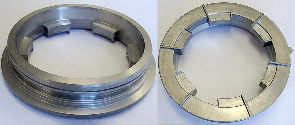 Aluminum Die Casting Adapter