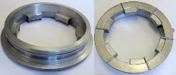 die casting adapter end seal plate