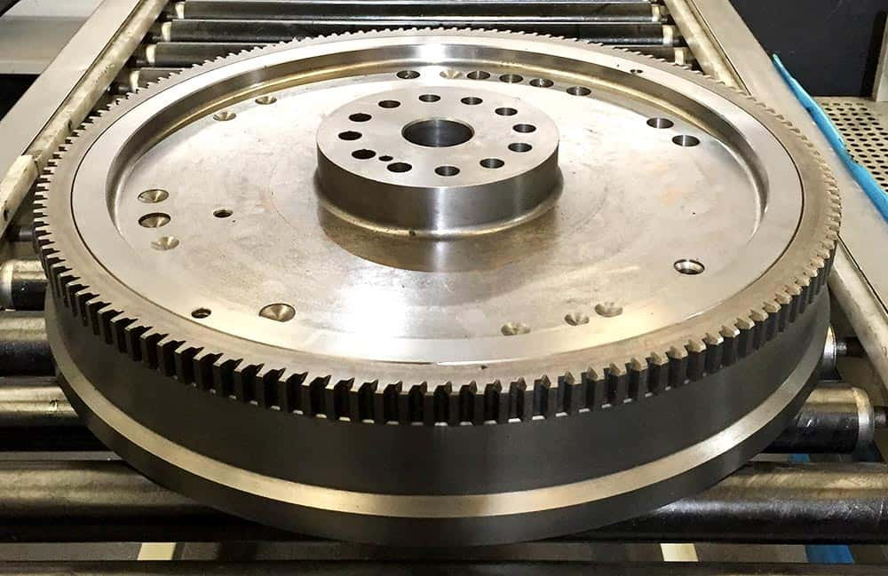 Flywheel Ring Gear Assembly