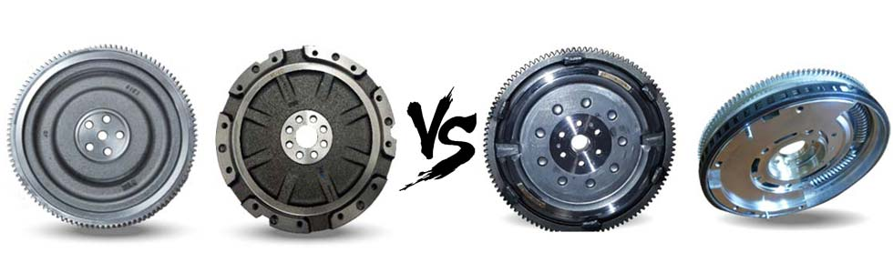 Single Mass VS Dual Mass Flywheels