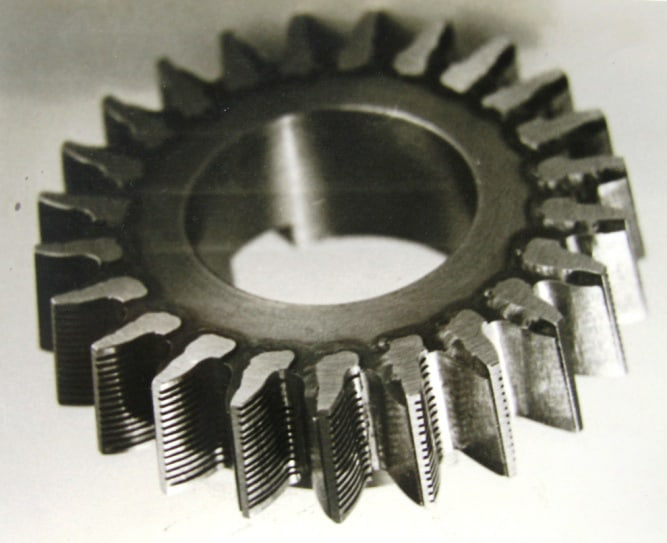 Gear teeth shaving services