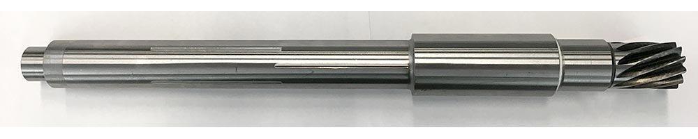 Helical Gear Shaft manufacturer