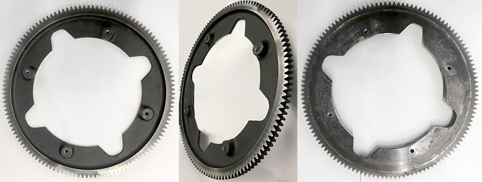 Motorcycle Ring Gear