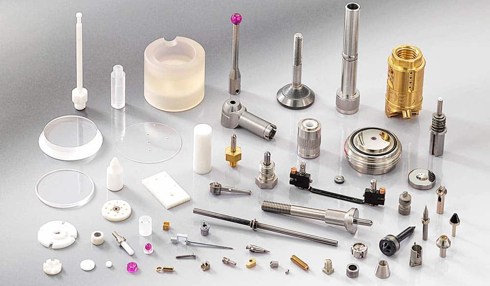 Screw Machine Parts manufacturer