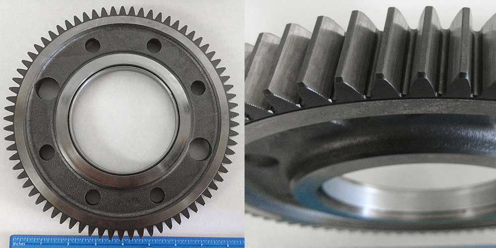 Semi Truck Transmission Gear