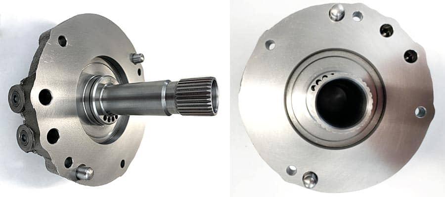 Cast Shaft manufacturing