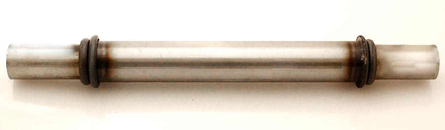 Welded shaft supplier