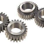 Heavy Duty Spur Gears manufacturing