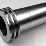 Aluminum screw machining