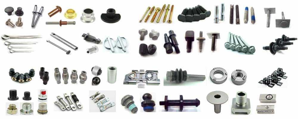 Custom Fasteners Manufacturing