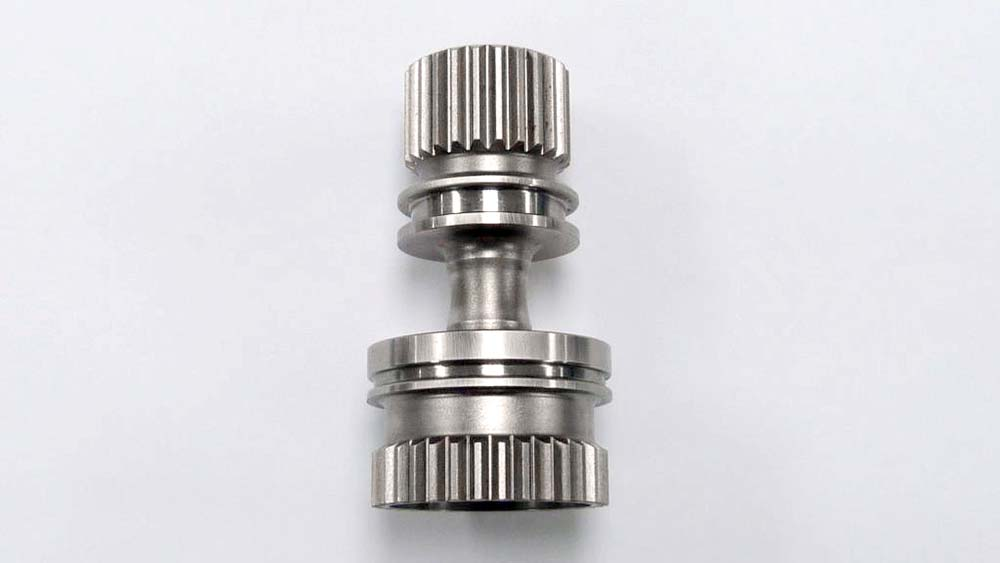 Quill Shaft manufacturing